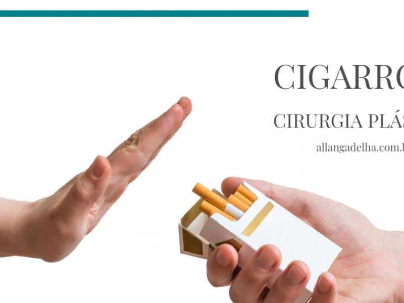 Cigarro X Cirurgia Plástica